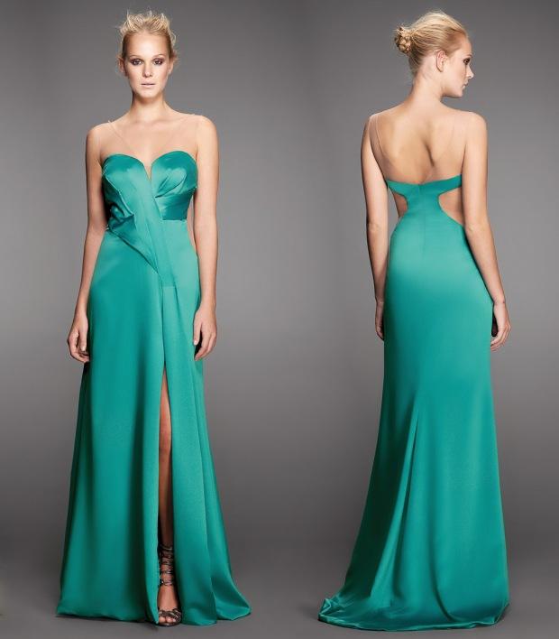 modelos de vestidos de madrinhas 2014 6